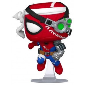 Spider-Man - Cyborg Spider-Man US Exclusive Pop! Vinyl
