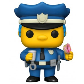 The Simpsons - Chief Wiggum Pop! Vinyl