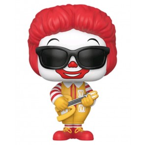 McDonald's - Ronald McDonald Rock Out Pop! Vinyl