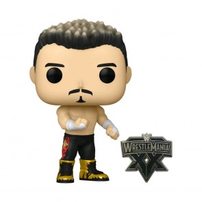 WWE - Eddie Guerrero US Exclusive Pop! with Pin
