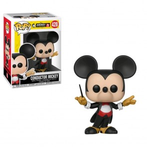 Mickey Mouse - 90th Conductor Mickey Pop! Vinyl