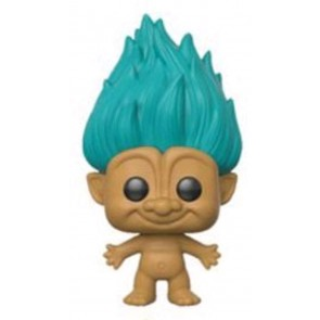 Trolls - Teal Troll with Hair Pop! Vinyl
