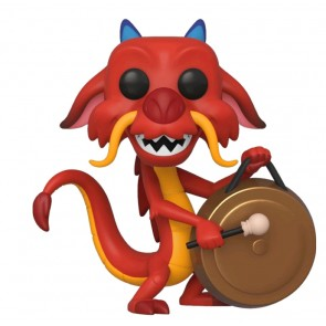 Mulan - Mushu with Gong Pop! Vinyl