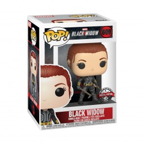 Black Widow - Black Widow Grey Suit US Exclusive Pop! Vinyl