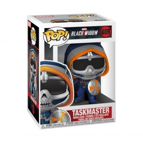 Black Widow - Taskmaster with Shield Pop! Vinyl
