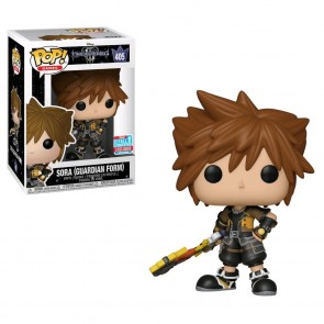 Kingdom Hearts 3 - Sora as Guardian Pop! Vinyl NYCC 2018
