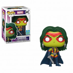 Guardians of the Galaxy - Gamora Classic Pop! Vinyl SDCC 2019