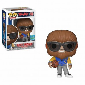 Teen Wolf - Scott Howard Pop! Vinyl SDCC 2019