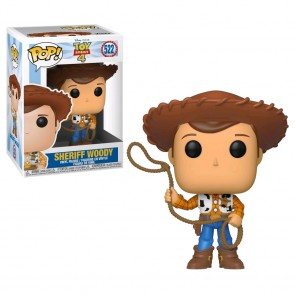 Toy Story 4 - Woody Pop! Vinyl