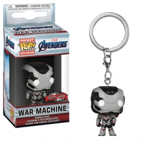 Avengers 4: Endgame - War Machine US Exclusive Pocket Pop! Keychain