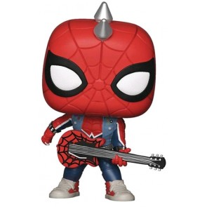 Spider-Man (Video Game 2018) - Spider-Punk US Exclusive Pop! Vinyl
