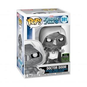 Fantastic 4 - Doctor Doom God Emperor Pop! Vinyl ECCC 2020