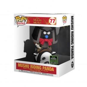Mulan - Mushu on Panda Pop! Vinyl Ride ECCC 2020