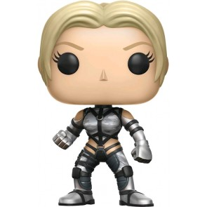 Tekken - Nina Williams Silver Suit US Exclusive Pop! Vinyl