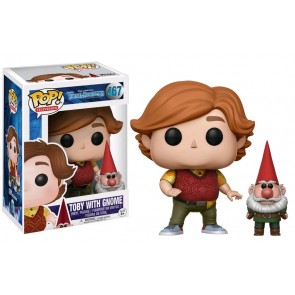 Trollhunters - Toby with Gnome Pop! Vinyl
