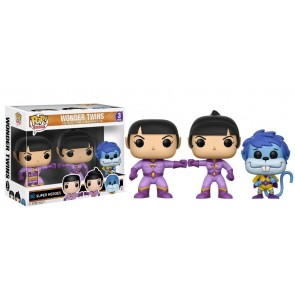 Super Friends - Wonder Twins 3Pk Pop! Vinyl SDCC 2017
