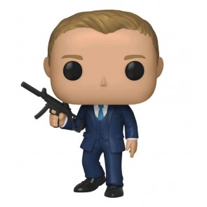 James Bond - Daniel Craig (Quantum of Solace) Pop! Vinyl