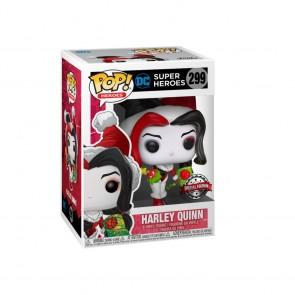 Batman - Harley Quinn with Presents US Exclusive Pop! Vinyl