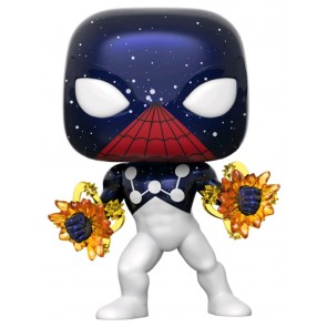 Spider-Man - Spider-Man Captain Universe US Exclusive Pop! Vinyl