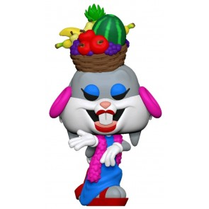 Looney Tunes - Bugs Bunny in Fruit Hat 80th Anniversary Pop! Vinyl