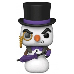 Batman - Penguin Snowman Holiday US Exclusive Pop! Vinyl