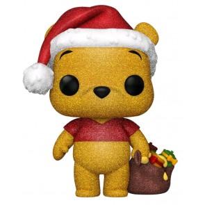 Winnie the Pooh - Pooh Diamond Glitter Holiday US Exclusive Pop! Vinyl