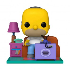 The Simpsons - Couch Homer Pop! Deluxe