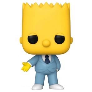 The Simpsons - Bart Gangster Pop! Vinyl