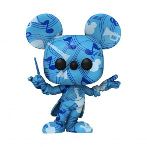 Mickey Mouse - Conductor (Artist) US Exclusive Pop! Vinyl