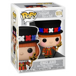 Disney - It's A Small World England Pop! Vinyl