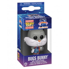 Space Jam 2: A New Legacy - Bugs Bunny Pocket Pop! Keychain