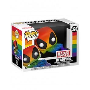 Deadpool - Deadpool Rainbow Pride Pop! Vinyl
